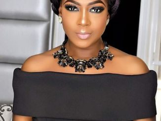 Actress Susan Peters laments after buying a small basket of fish for N12,000