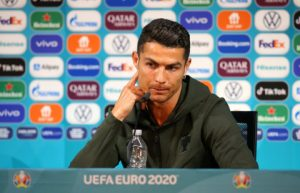 Whatever comes, it will be for good - Cristiano Ronaldo responds to transfer rumours after being linked with Manchester United and PSG