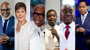 Top 20 richest Pastors in the world 2021 Update……See Full List