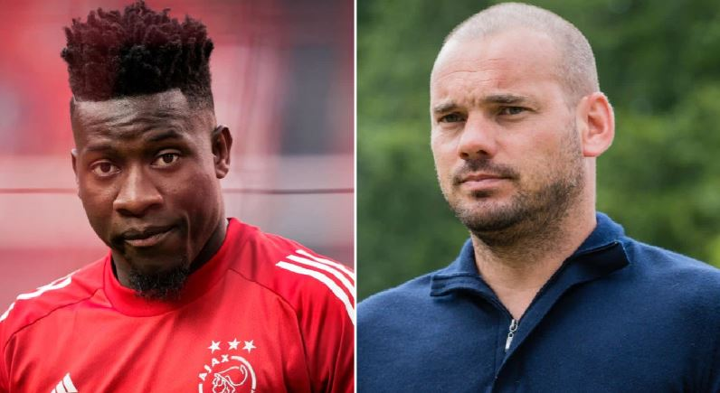 DON'T GO!! Wesley Sneijder Warns This Star Goalkeeper NOT To Join Arsenal (See Why)